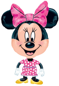 Air Walker Minnie Mouse