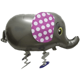 Animal Walker Grey Elephant