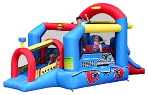 , Bouncy Castle (Large), Singapore Balloon Decoration Services - Balloon Workshop and Balloon Sculpting