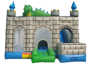 Dragon Jumping Castle (BC015)