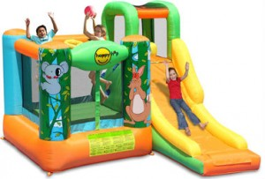 BC032 Animal Jungle Bouncer