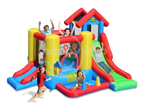 BC037 PlayHouse Bouncer