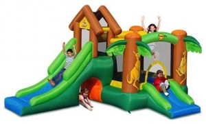 BC040 jungle Hopper with Slide