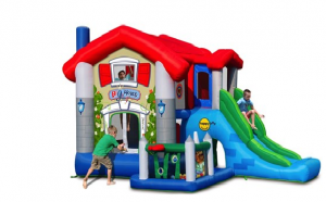 BC041 Bouncy House with Slide 3
