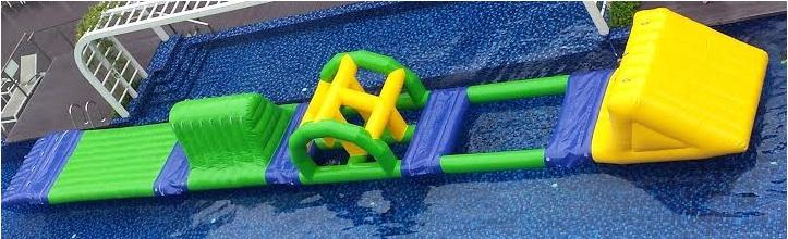 Aqua Obstacle Track