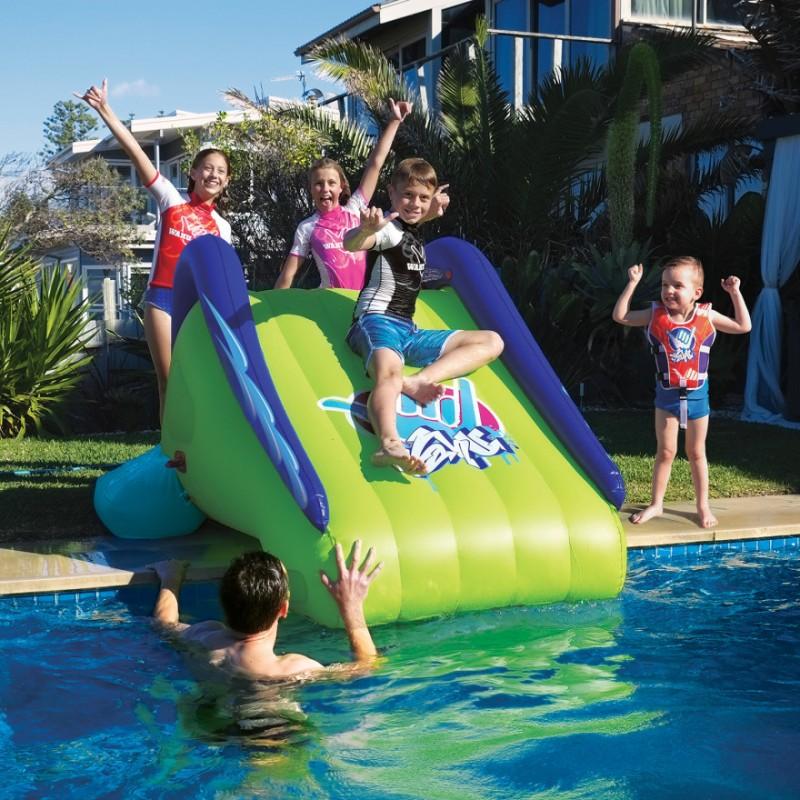 pool-slide