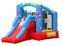 BC035 Combo Slide Bouncer