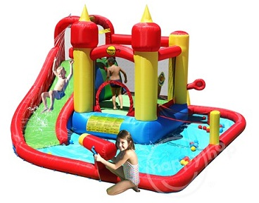 Inflatable Water Games Park BC012 New