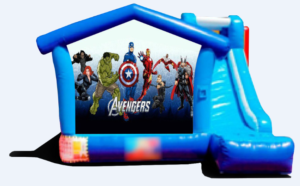 Avengers Super Hero Bouncer
