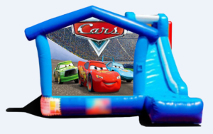 Lightning Mcqueen Cars Bouncer